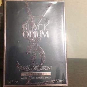 YSL EDT black opium